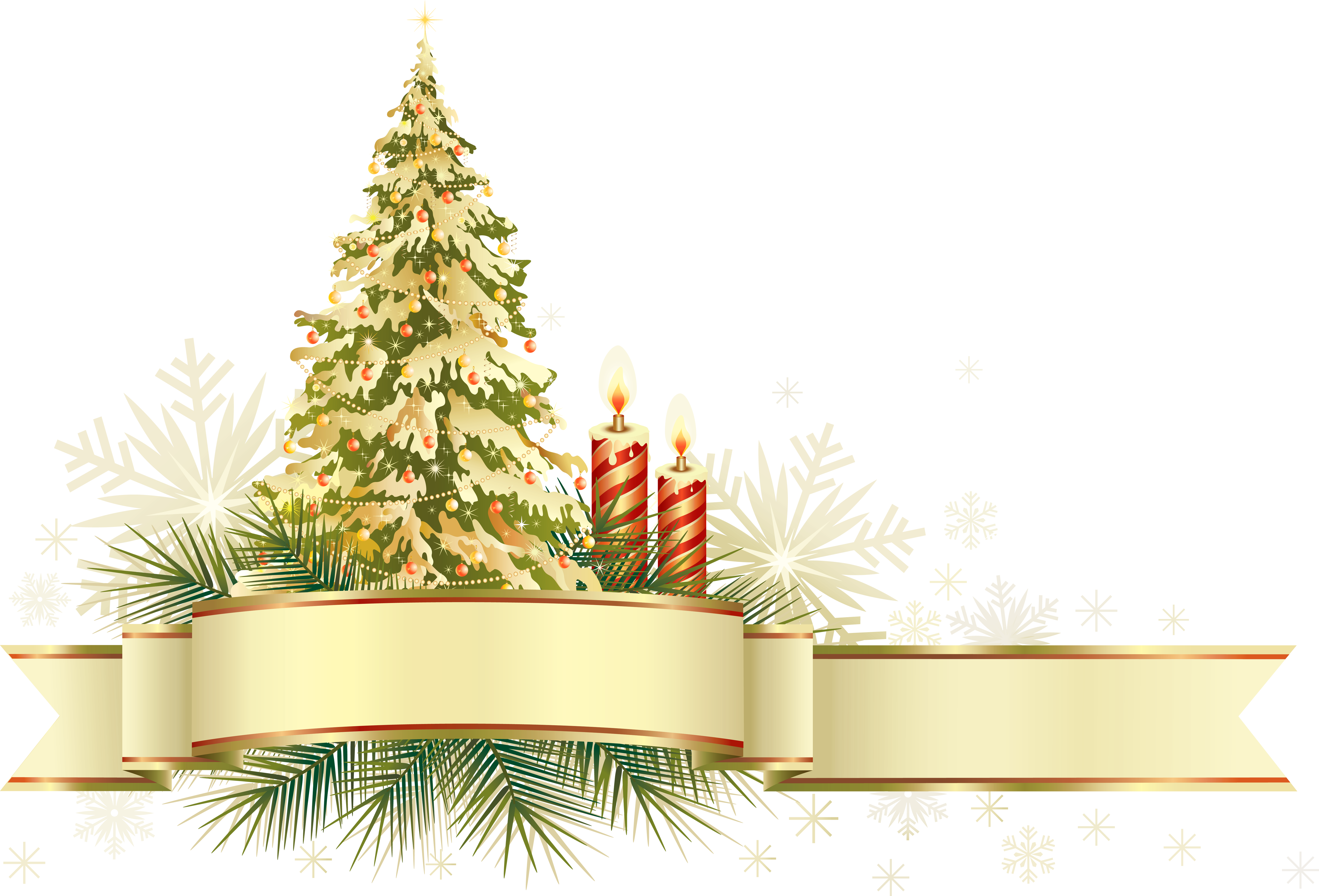 Transparent Christmas Tree with Teddy Bear PNG Clipart.png?m ...